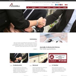 Web Sitemiz Yayında - Ayanoğlu Arabuluculuk Bürosu
